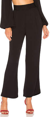 STONE COLD FOX Isla Trousers in Black $215 thestylecure.com