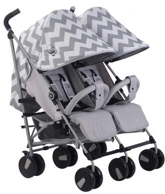 My Babiie Billie Faiers MB22 Twin Stroller