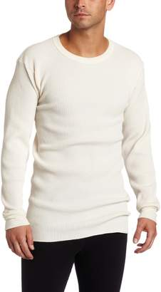 Key Apparel Men's Big-Tall Thermal Long Underwear Shirt