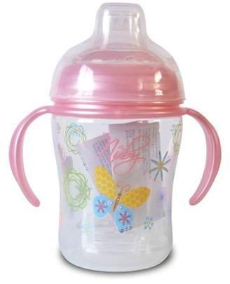 Nuby 92375 Natural Touch First Cup Design printed may vary