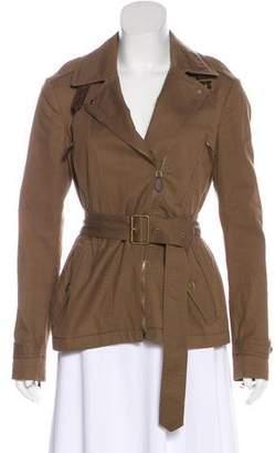 Burberry Casual Peplum Jacket