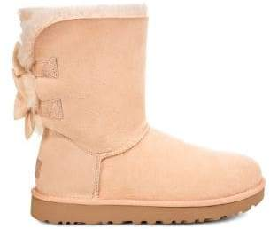 43c7e4dde08 UGG Classic Bailey Sheepskin-Lined Suede Boots