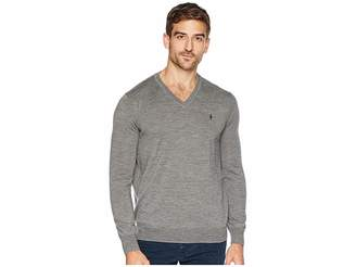 Polo Ralph Lauren Washable Merino V-Neck Sweater