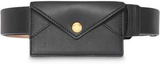 Burberry envelope detail belt