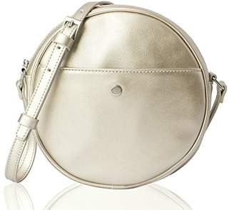 Co The Lovely Tote Women's Round Cross-Body Bag Circle Purse (