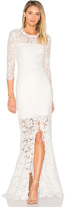 Rachel Zoe All Over Lace Gown