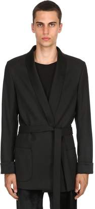 Stretch Wool Jacket