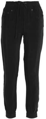R 13 Twill Track Pants