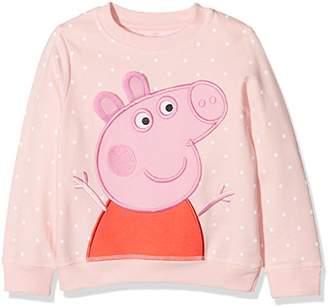 Mothercare Baby Girls' Peppa Pig Sweatshirt,(Manufacturer Size: 74 cms)
