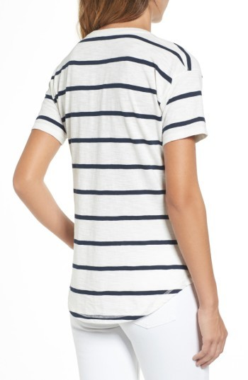 Women's Madewell Whisper Cotton Crewneck Tee 2