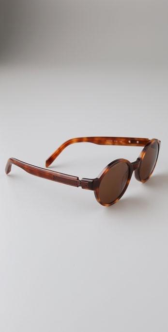 Lanvin Wouter Round Sunglasses