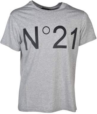 N°21 N.21 Printed T-shirt