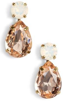 Sorrelli Teardrop Crystal Earrings