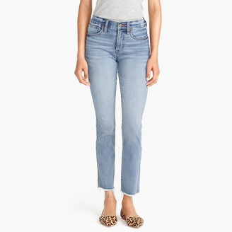 J.Crew Vintage straight jean in Landers wash