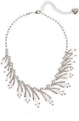 Betsey Johnson GBG) Spray Frontal Necklace