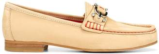 Donald J Pliner SUZY, Nubuck Leather Loafer
