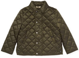 Burberry Quilt Jacket