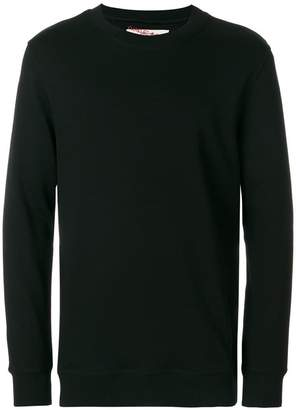 Damir Doma printed rear sweatshirt