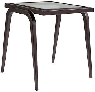 Artistica Mitchum Side Table - Antiqued Copper