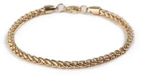Topman Mens Gold Chain Bracelet*
