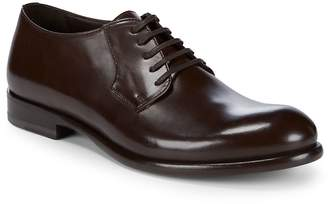 Harry's of London Men's Gerrard Leather Lace-Up Dress Shoes