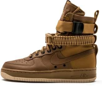 Nike W SF AF1 Golden Beige