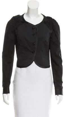Zac Posen Cropped Evening Jacket w/ Tags