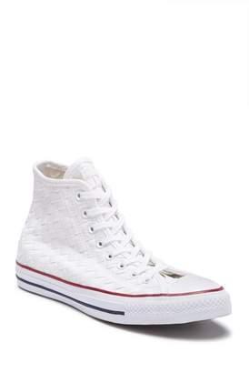 Converse Chuck Taylor All Star High Top Woven Sneaker (Unisex)