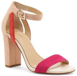 Botkier Women's Gianna Suede Ankle Strap High-Heel Sandals