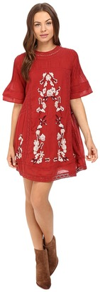 Free People Victorian Mini Dress $168 thestylecure.com