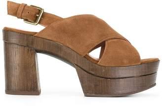 L'Autre Chose Cigar sandals