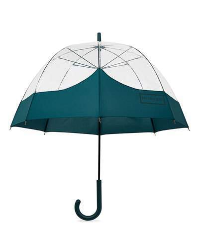 Hunter Hunter Boot Original Mustache Bubble Umbrella, Ocean