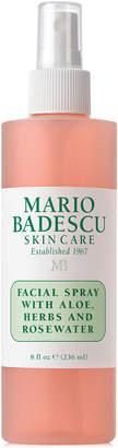 Mario Badescu Facial Spray With Aloe, Herbs & Rosewater, 8-oz.