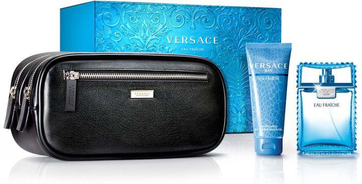 Versace Eau Fraiche Gift Set 100ml