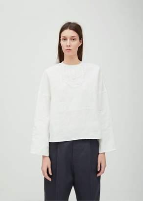 Sofie D'hoore Barbara Long Sleeve Linen Blouse