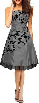 BlackButterfly 'Sia' Satin Essence Prom Dress (, US 12)