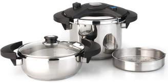 Berghoff 5Pc Eclipse Pressure Cooker Set