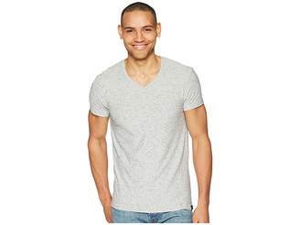 Scotch & Soda Classic V-Neck Tee in Neps Quality