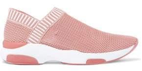 Schutz Stretch-Knit Slip-On Sneakers