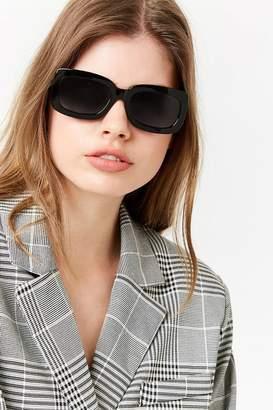 Forever 21 Plastic Rectangle Sunglasses