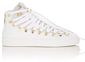 Swear London Women's Redchurch Suede & Leather Sneakers