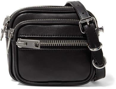 Alexander Wang - Attica Leather Shoulder Bag - Black