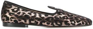 Giuseppe Zanotti Design Dalila slippers