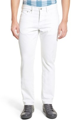 Men's Burberry Brit Slim Straight Leg Pants $215 thestylecure.com