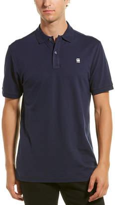 G Star Dunda Slim-Fit Polo Shirt