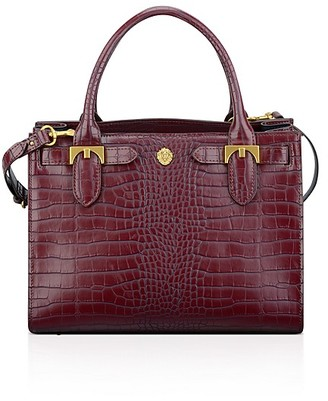 Anne Klein Small Jessica Embossed Tote $128 thestylecure.com