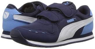 Puma Kids Cabana Racer Mesh V Boys Shoes