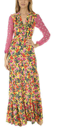 Saloni Ginny Maxi Dress