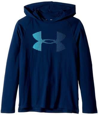 Under Armour Kids Cotton Knit Hoodie Boy's Sweatshirt