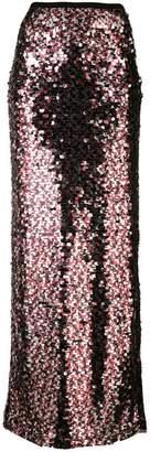 McQ sequin embellished skirt